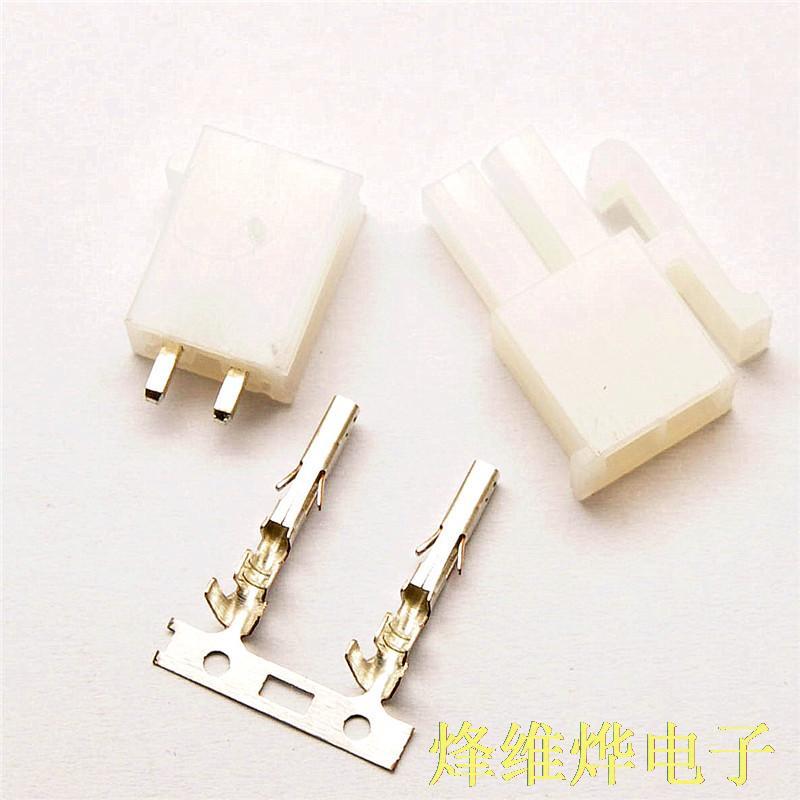 Conectores automotrices 4,2 MM Kit de conector 5557/5569 + hub + terminal 2/4/6-24 P