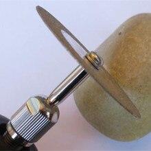 2 pièces 60mm diamant disque de coupe pour dremel diamant coupe/meule disque scie lame cercle lame cutter livraison gratuite