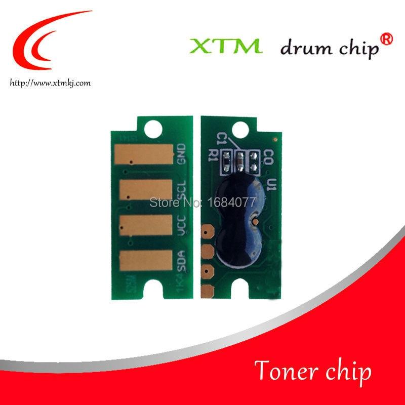 100 piezas Toner chip 106R02252 106R02249 106R02251 106R02250 para Xerox 6660 cartucho 6605 chip