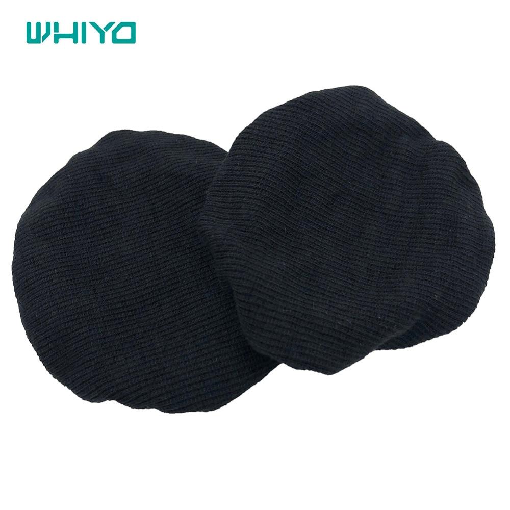 Whiyo-cubiertas elásticas que absorben el sudor, lavables, a prueba de gérmenes, almohadillas...