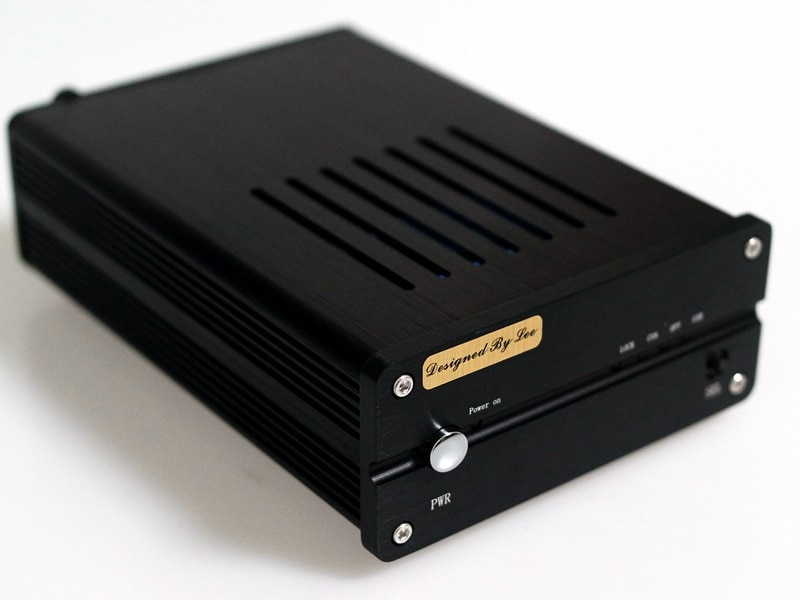 New AD1852 Audio DAC Finished HiFi Decoder PCM2706 USB Fiber Coaxial