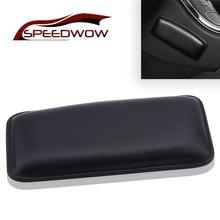 SPEEDWOW Universal Car Leg Cushion Knee Pad Thigh Support Pillow Car Seat Pillow Interior Accessories For BMW Honda