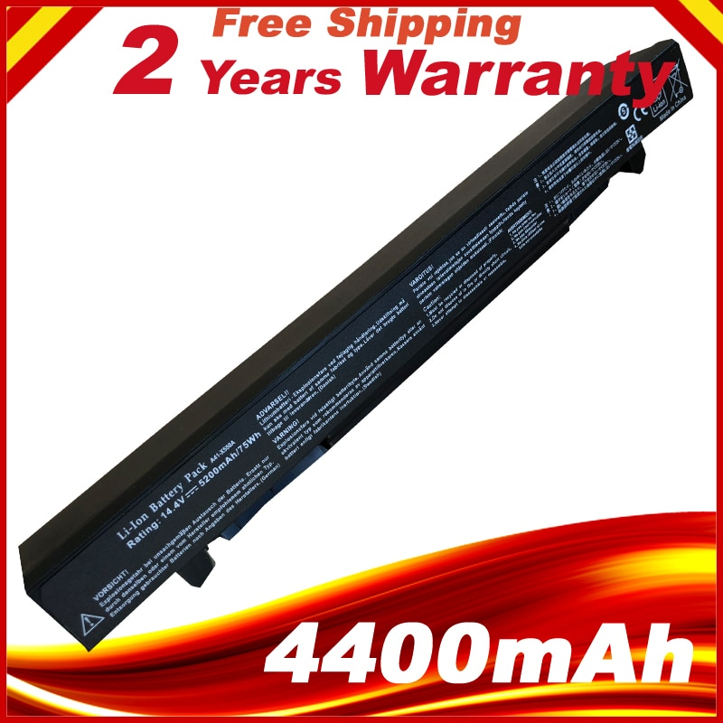 8 celdas batería para Asus A41-X550A X450C X450CA X450CC X450CP X450E X450EA X450EP X450L X450LA X450LB X450LC X450V X450VB