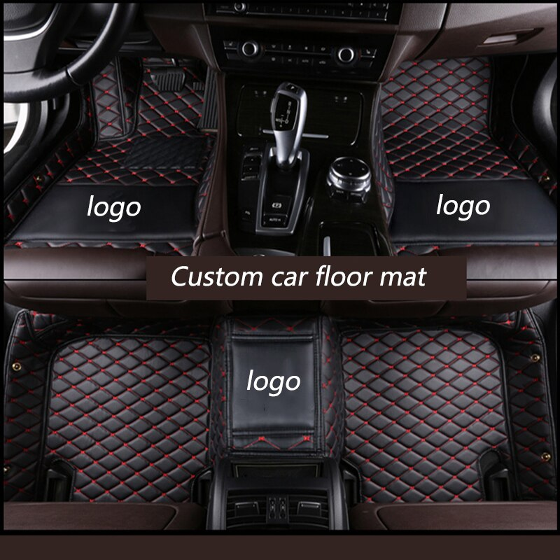 Kalaisike custom car floor mats for most car models