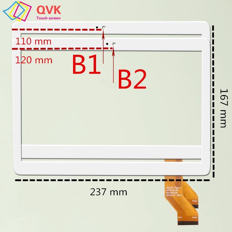 Новый 10,1 дюймов для BMXC 800/B801/K108/K107/S107/T900/S108/S109 емкостный сенсорный экран панель Ремонт Замена mtk8752