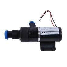 New MP-4500 Cutting Type Sewage Pump Household Toilet Garbage Pump Kitchen No Clogging DC 12V 24V Sewage Pump 45/12 (lpm / gpm)