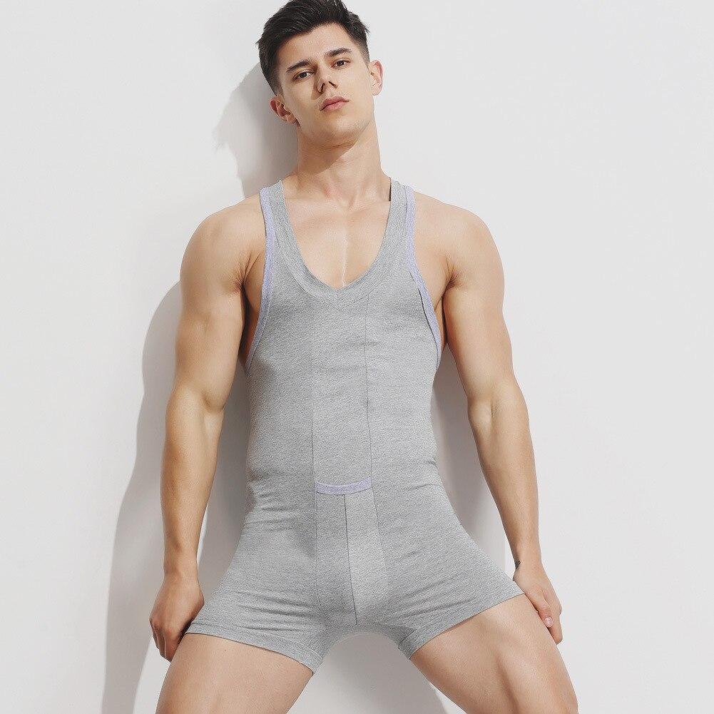 Camisetas sin mangas sexis para hombres, para el hogar, para hombres, Body sólido, ropa ajustada y Flexible para hombres, ropa deportiva transpirable para hombre