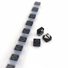 10 PCS/LOT CDRH74R Inductance fil enroulé puce blindé Inductance 68uH 68uh 680 7*7*4mm SMD Inductance de puissance