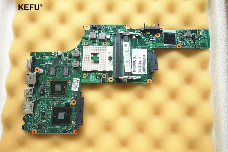V000245030 V000245020 подходит для Toshiba L635 L630 материнская плата для ноутбука протестирована перед отправкой дискретной графики