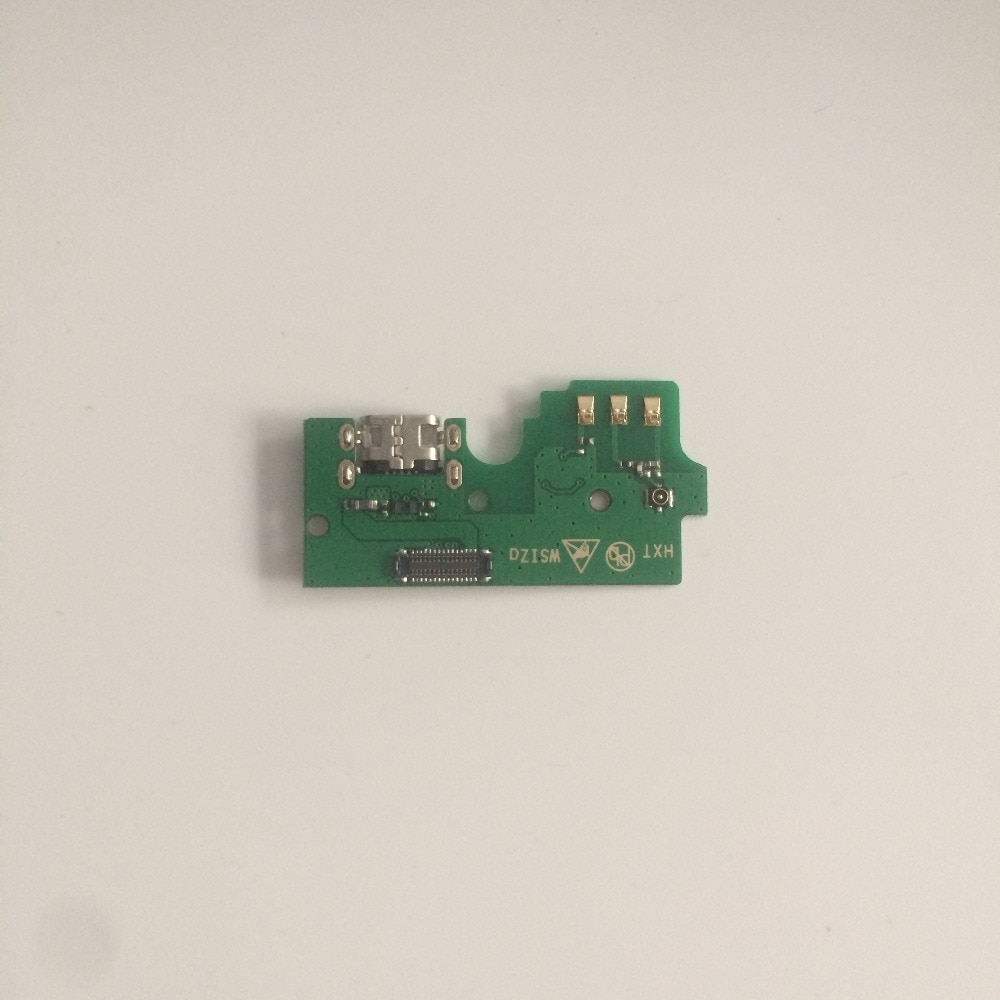 Used USB Plug Charge Board For Homtom HT20 MT6737 Quad Core 4.7 Inch HD 1280x720 Free Shipping enlarge