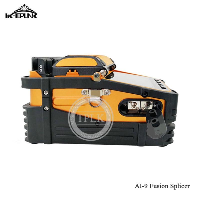 Signalfire AI-9 FTTH fibra óptica máquina de soldadura de fibra óptica empalmador de fusión AI-9 DHL envío gratis