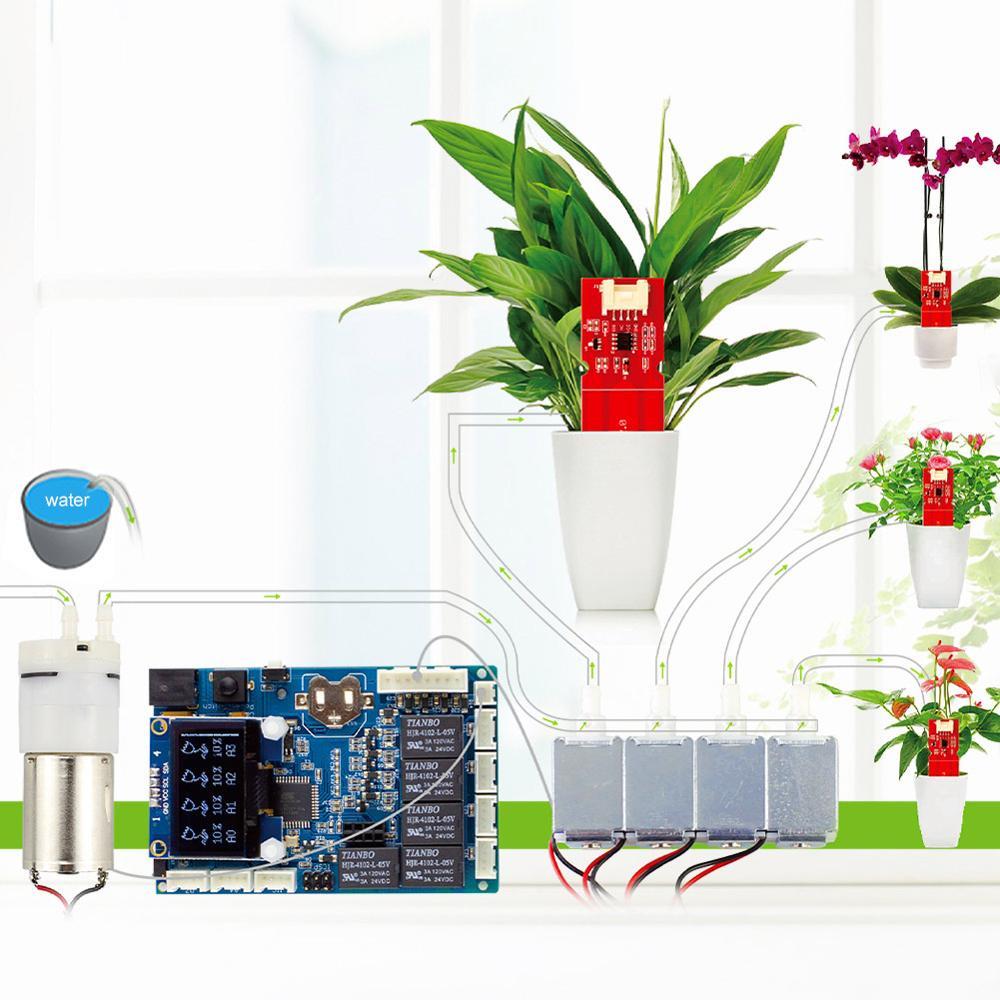 Elecrow автоматический полив растений Kit �