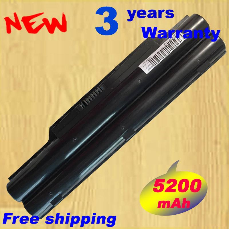 10,8 V 5200mAh batería del ordenador portátil para fujitsu lifebook a530 a531 ah530 ah531 lh52/c/lh520 lh530 ph521 CP477891 gratis