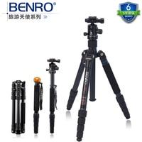 BENRO A1692TB0 Travel Tripod For SLR Camera Aluminium Professional Tripod
