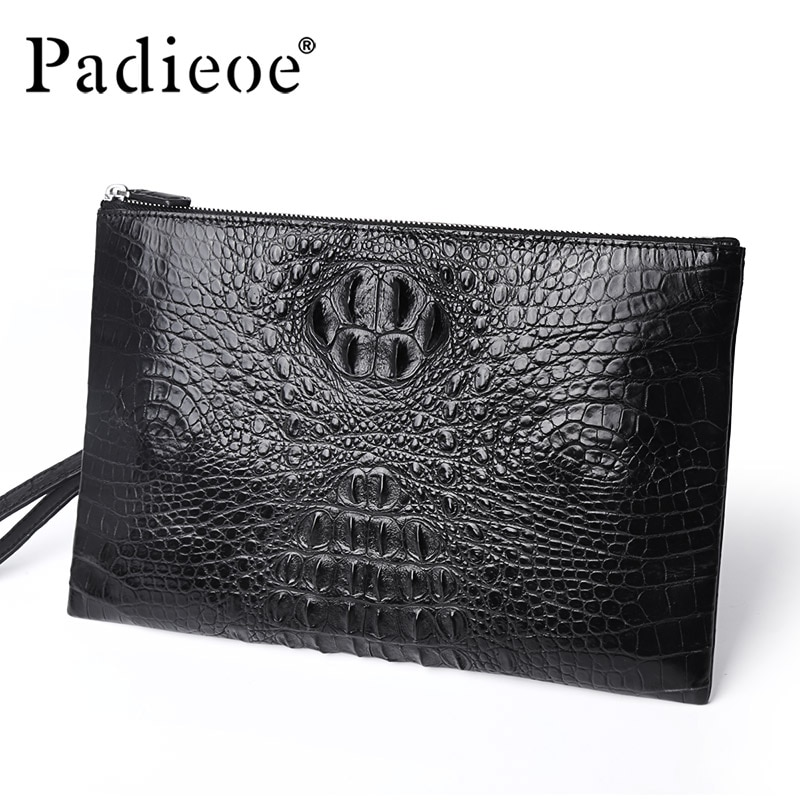 Padieoe clutch luxury leather womens wallets and purses small long zipper Simple fashion ladies bag girl lady