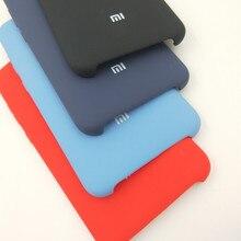 Xiaomi PocoPhone F1 étui arrière en Silicone liquide housse de protection Original soyeux doux au toucher Coque Ultra mince sacs de téléphone portable