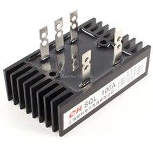 SQL-100A type 3 phase diode Radiateur pont redresseur, 100A 1600 V
