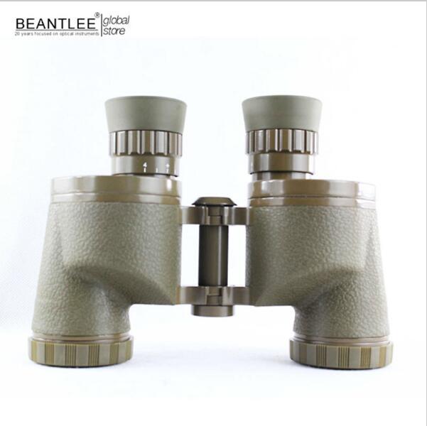 2017 Tactical 6x30 military HD Waterproof outdoor binoculars Ocean Marine Boat Binoculars Telescope Green FMC Bak4 huntting