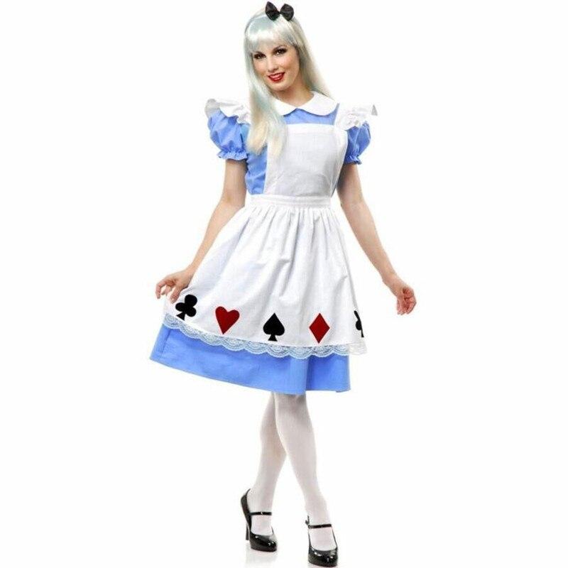 Las mujeres adultas Oktoberfest traje chica cervecera Sexy uniforme Baviera alemán chica Dirndl elegante fiesta de Halloween francés vestido Z4161