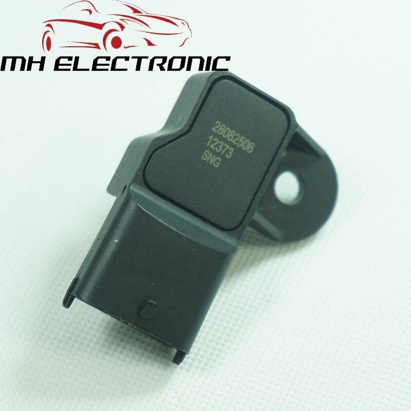 MH electrónicos para Geely Byd Chery nube Jianghuai visión 28082506 de incremento de entrada de aire Sensor de presión absoluta en el colector Drucksensor