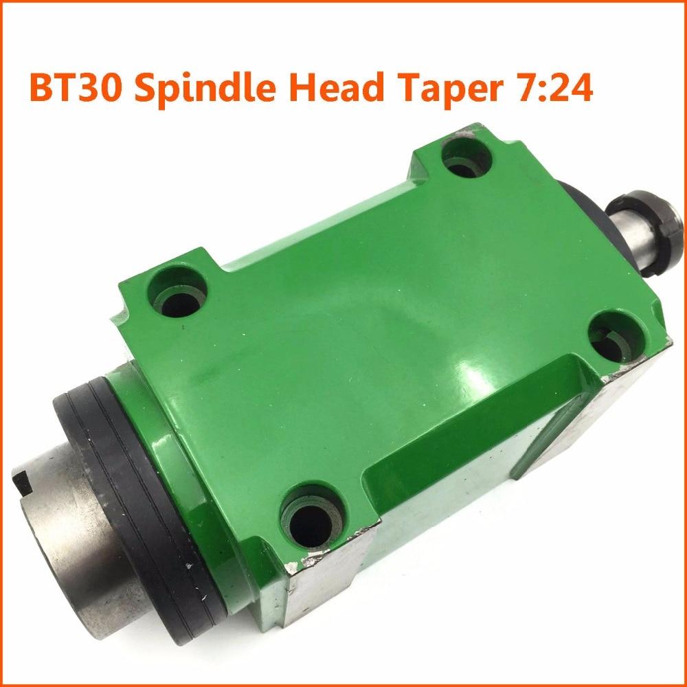 BT30-وحدة مغزل مخروطية 7:24 ، 2 حصان ، 1500 واط ، 1.5KW ، 3000 دورة في الدقيقة ، لآلة القطع ، الحفر ، CNC ، أداة المخرطة