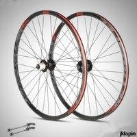 C9.0 MTB Mountain Bike aluminum double rims 27.5/29inch wheelset sealed bearing 32H riding wheel