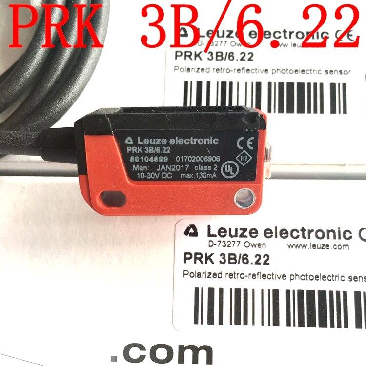 Leuze الإلكترونية PRK 3B/6.22 العلامة التجارية الجديدة الأصلي