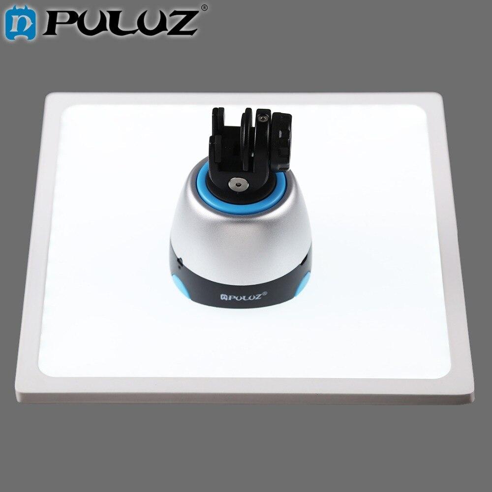Mini caja de luz Photo Studio 22,5 LED fotografía sin sombras luz inferior sombra-Panel de lámpara de luz libre para 20 cm Photo Studio