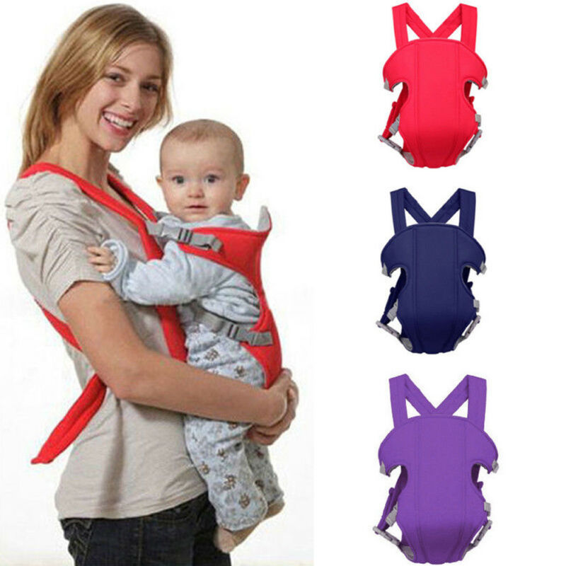 New Ergo 360 Baby Four Position carrier Dusty gray Breathable Backpack Front Facing Sling Removable Color: , Size: