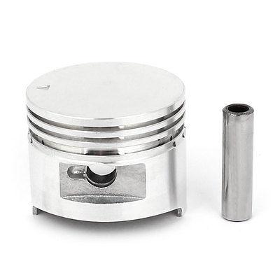 52mm de Diâmetro Prata Tom Gerador Compressor de ar Cortador De Grama Do Motor Anel de Pistão Do Motor w