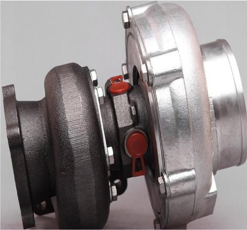 Xinyuchen Turbo universal GT30 GT3037 GT3076 T3 brida/R 6 de una turbina/R 82 Turbo agua 3.0L-5.0L 6 8 cilindro