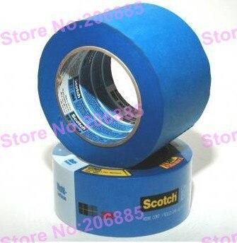 3M 2090 الأزرق اخفاء الشريط متعددة الأسطح الأزرق 48 مللي متر * 55m * 2 لفات/10% خصم إذا 2 الكثير أو أكثر