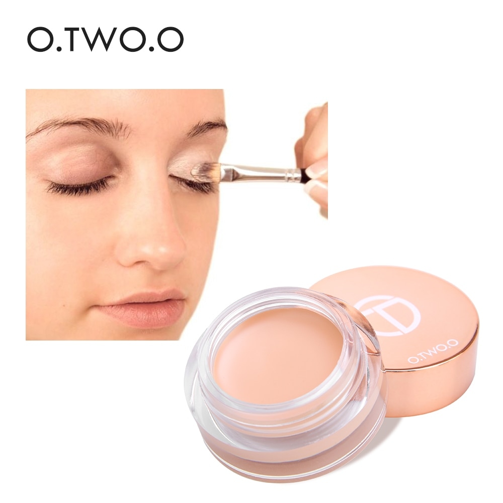 O.TWO.O Eye Primer Concealer Cream Makeup Base Long Lasting Concealer Easy to Wear Cream Moisturizer