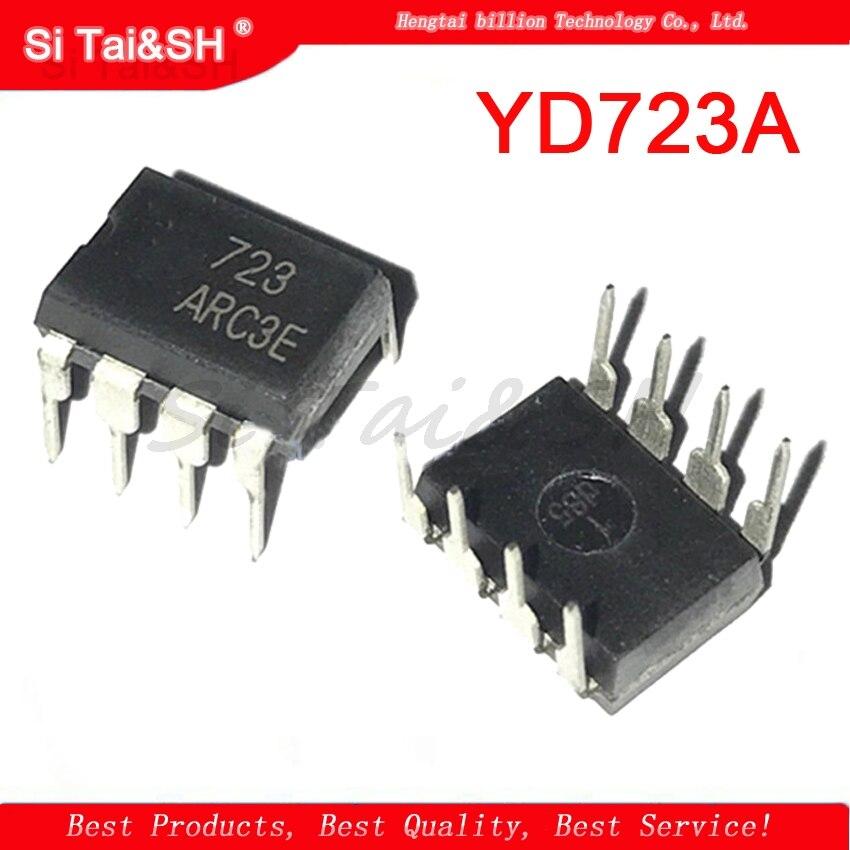 5PCS  723A YD723A IC DIP-8