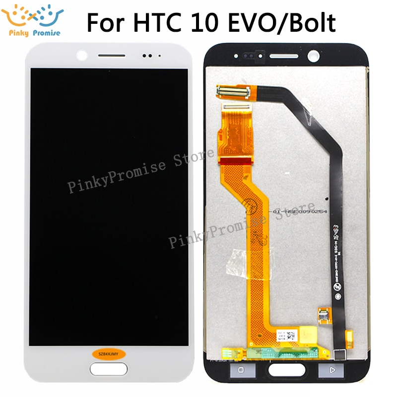 "5,5 ""para HTC 10 EVO pantalla LCD Digitalizador de pantalla táctil para HTC 10 EVO perno pantalla táctil de reemplazo partes Evo 10 Display"
