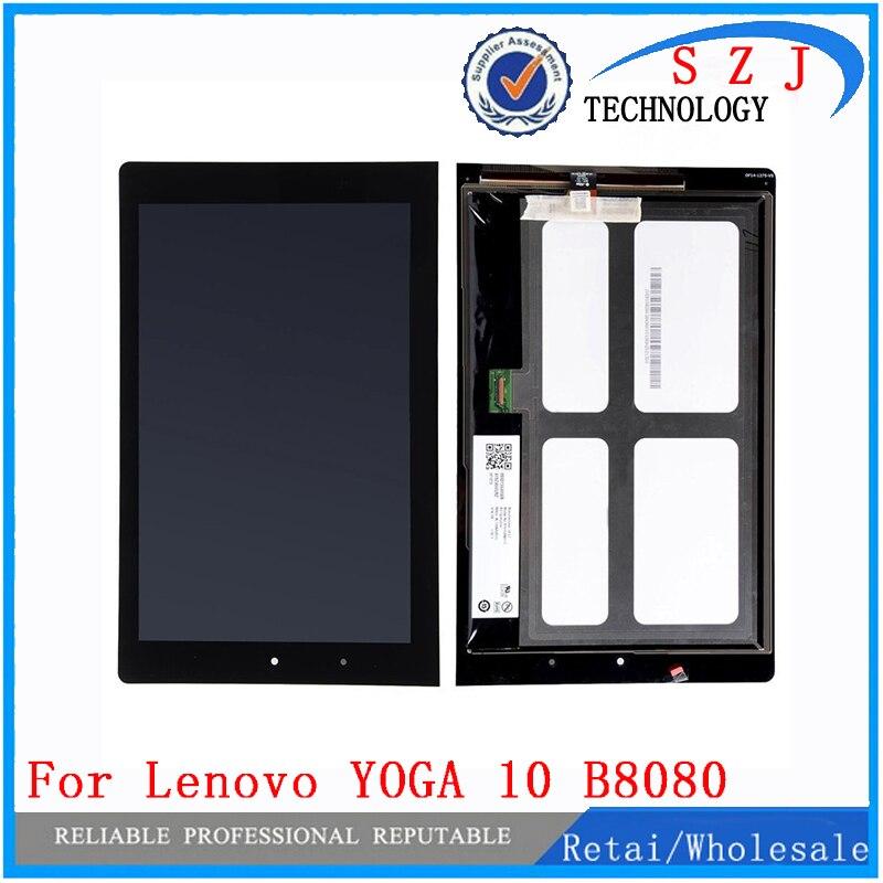 Nuevo digitalizador de 10 pulgadas + LCD b101uan01.E montaje para Lenovo YOGA...