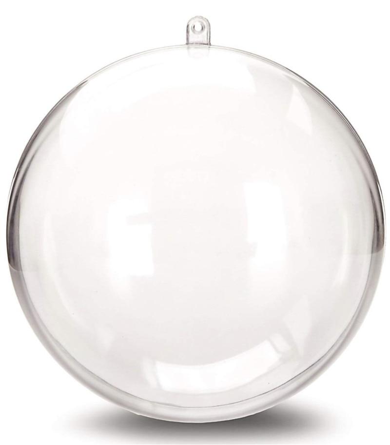 большой пластиковый шар 50 см