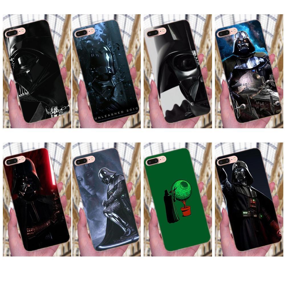 Darth Vader, funda de moda suave de Star Wars Para Huawei Mate 7 8 9 10 20 P8 P9 P10 P20 P30 Lite Plus Pro 2017