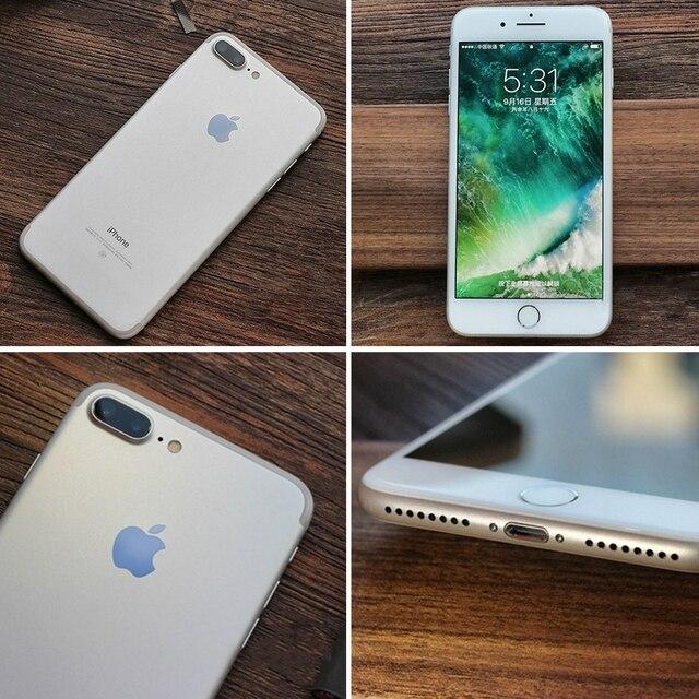 Apple iPhone 7 Plus 3GB RAM 32/128GB/256GB ROM IOS Quad-Core 12.0MP Camera Fingerprint Original iPhone7 Plus LTE Mobile Phone 10