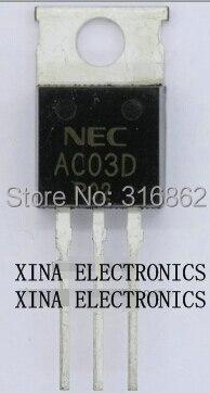 AC03D C03D TO-220 ROHS ORIGINAL 20PCS/lot Free Shipping Electronics composition kit