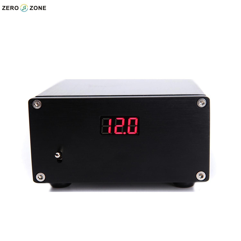 50 Вт DC5V 9 в 12 В 15 в 18 в 19 в 24 в Hi-Fi линейный усилитель мощности, Usb, Dac, усилитель, внешний источник питания с цифровым дисплеем