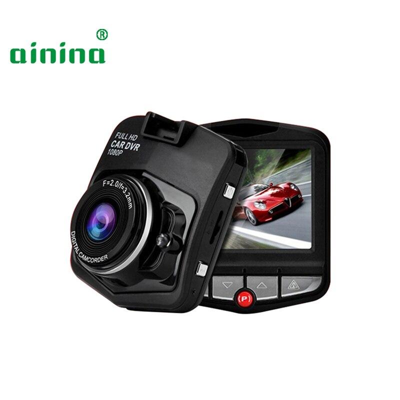 Ainina Shield Car Camera recorder 1080p 2.4 inch lcd screen portable vehicle dvr camera ,car dashboard camera GT300