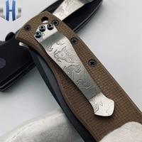 koi back clip knife clip titanium alloy zt back clip titanium alloy cnc knife back clip