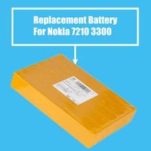 10 Pcs/Pack Remplacement Batterie 1100 mah pour Nokia 7210 2100 3300 6220 6610 7250 I6260 6200 6610 6610i 7250i Haute Qualité