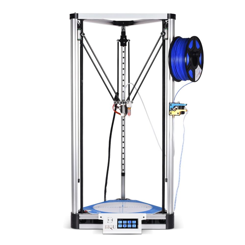 BIQU металлический Kossel Plus/Pro DIY 3D принтер Delta большой размер печати с BLTouch датчик для автоматического выравнивания кровати и TFT35 сенсорный экран