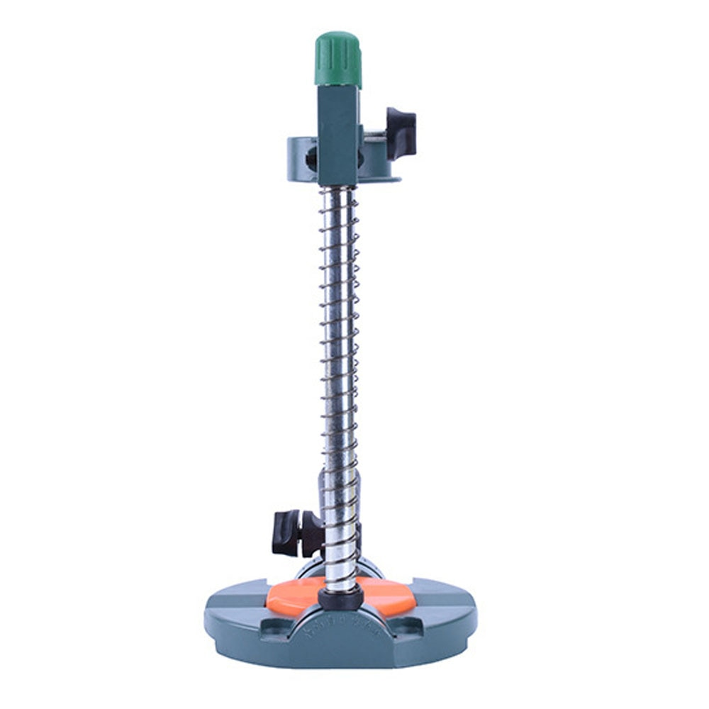 AMYAMY Precision Drill Guide Pipe Drill Holder Stand Drilling Guide with Adjustable Angle and Removeable Handle DIY tool enlarge
