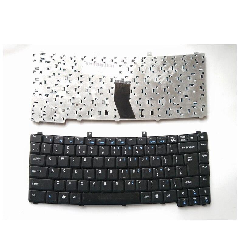Reino Unido negro Nuevo inglés reemplazar teclado del ordenador portátil para Acer...