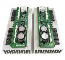 PR-800 Klasse EEN Stage Home Koorts 1000 w High Power Versterker Board Power buis TTA1943 TTC5200 + MJE15032 15033
