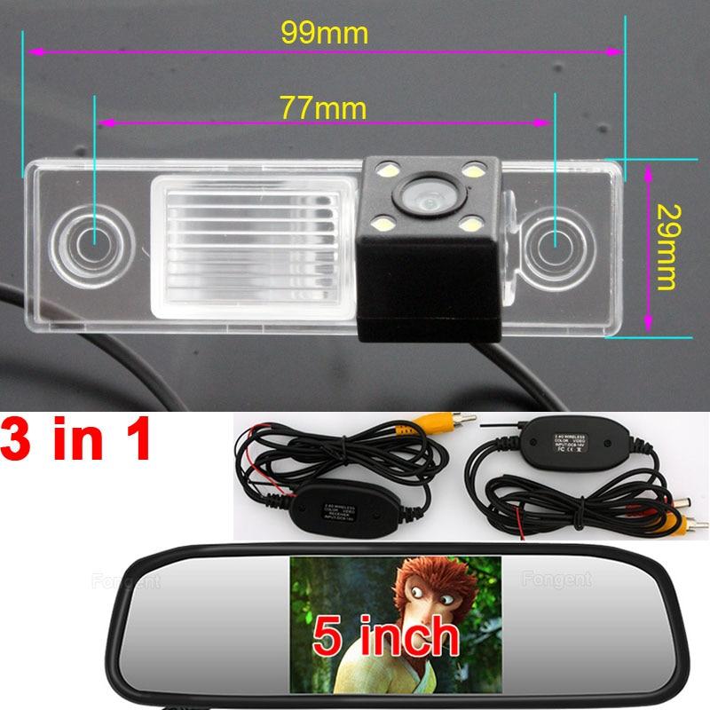 Проводная беспроводная автомобильная парковочная камера заднего вида со светодиодами для sony CHEVROLET EPICA LOVA AVEO CAPTIVA CRUZE LACETTI HRV Spark