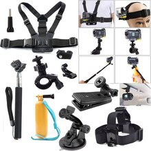 Accessoires voor Sony Action Cam HDR AS15 AS20 AS200V AS30V AS100V AZ1 mini FDR-X1000V/W 4 k
